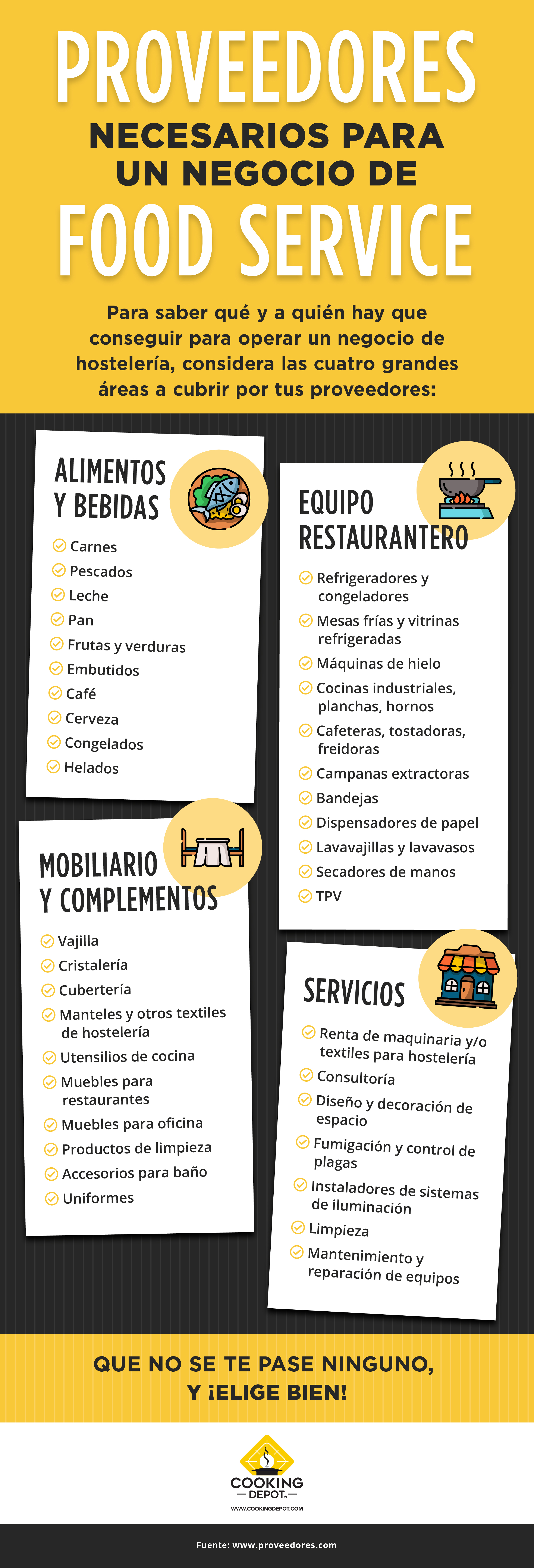CD-Blog no. 5 ¿Qué proveedores necesitas en un restaurante__Infografía_revCCH