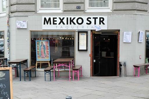 Mexiko Strausse